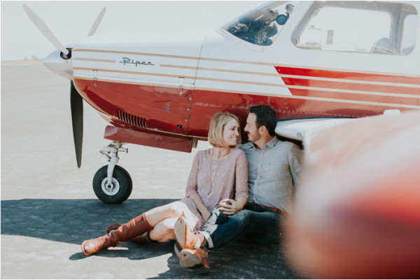 Sarah + Jon Engaged {Catalina Island} | Portland Wedding Photographer