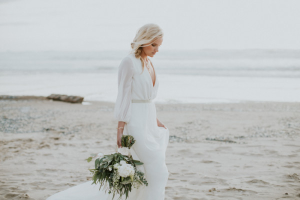 Coastal Styled Shoot {Lincoln City, OR} | Portland Wedding Photographer