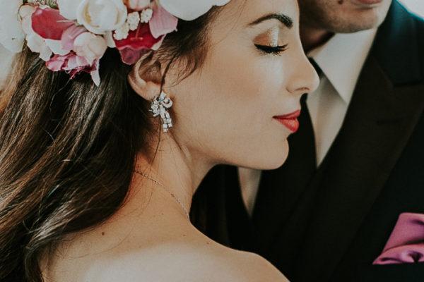 Nias + Jordan {Sentinel Hotel, Portland} | Portland Wedding Photographer