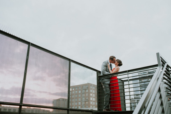Jade + Nick {Ecotrust Building, Portland Oregon} | Portland Wedding Photographer