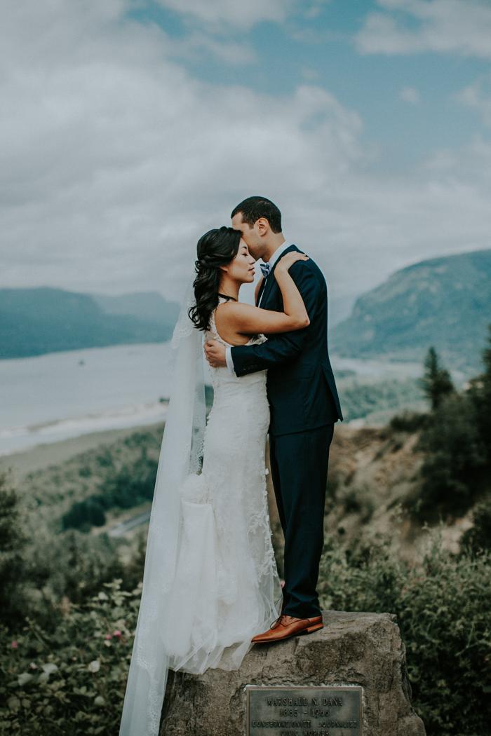 Meng Max Portland Wedding