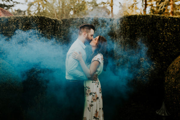 Lindsay + Troy Engaged {Lake Oswego}   Portland Wedding Photographer