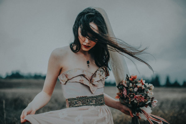 Stormy Styled Shoot | Portland Wedding Photographer