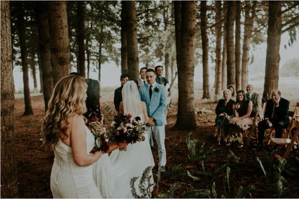 Amy James The Cleaners Portland Wedding Photographer