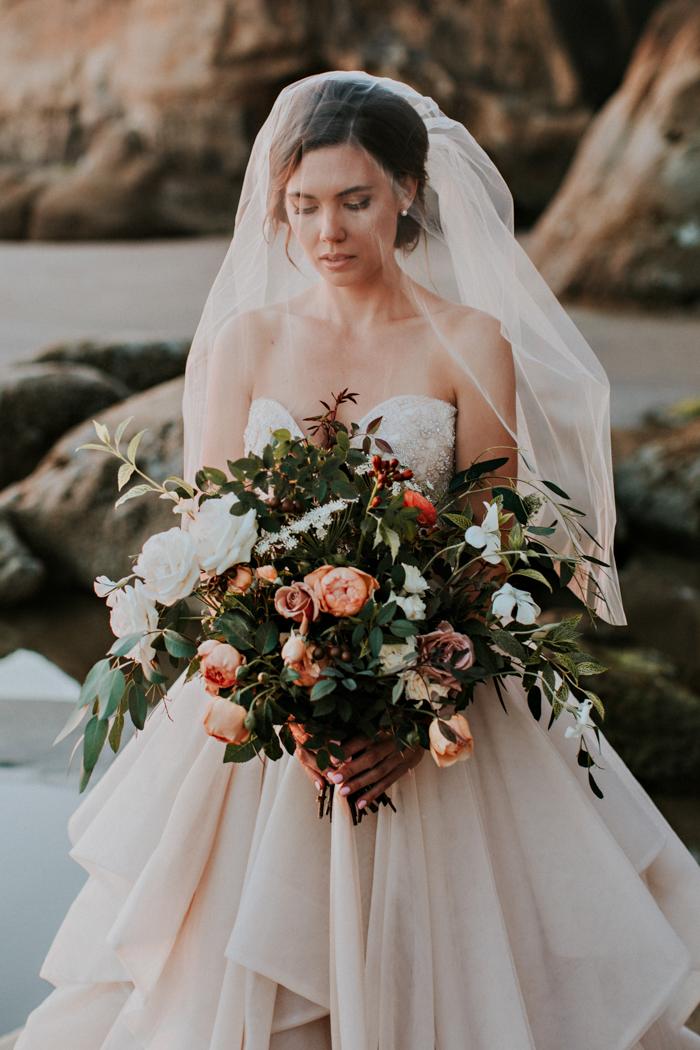 Tera + Matt {Hug Point Oregon Coast Wedding} | Portland Wedding ...