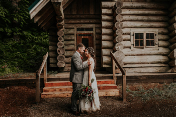 Emma + Evan {Magness Memorial Tree Farm} | Portland Wedding Photographer